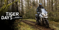 Triumph Tiger Day / 16 Septembre 2018