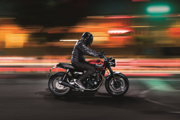Nouveau Triumph Speed Twin 1200